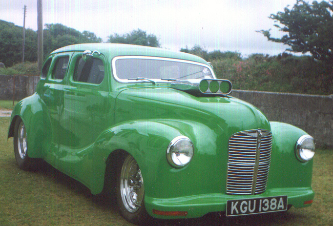 A40 Street Rod - Garry Bennetts (222K)