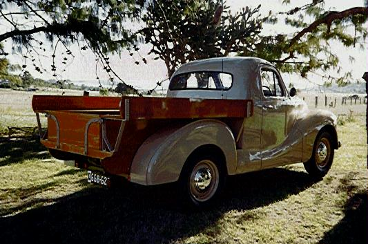 A40 Timberback Ute (54K)