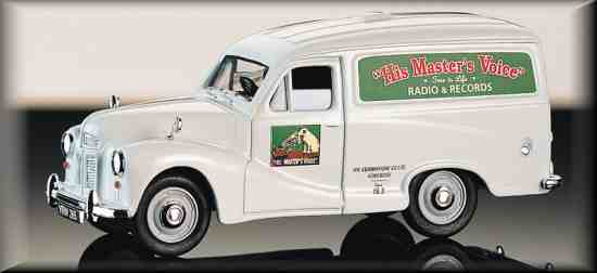 His Master's Voice A40 Austin Van