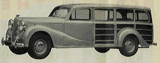 A125 Sheerline Estate Car (27K)