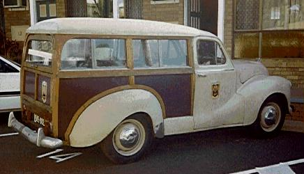 A40 Devon Woodie - Brisbane, Queensland, Australia (23K)