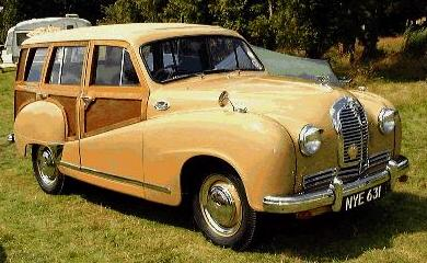 A70 Hereford Countryman - England
