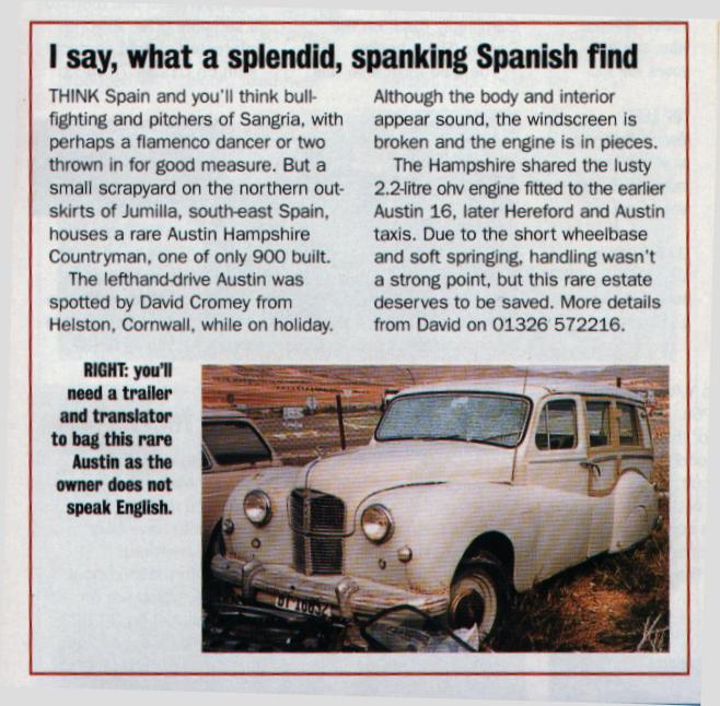 A70 Hampshire Countryman - Spain (82K)